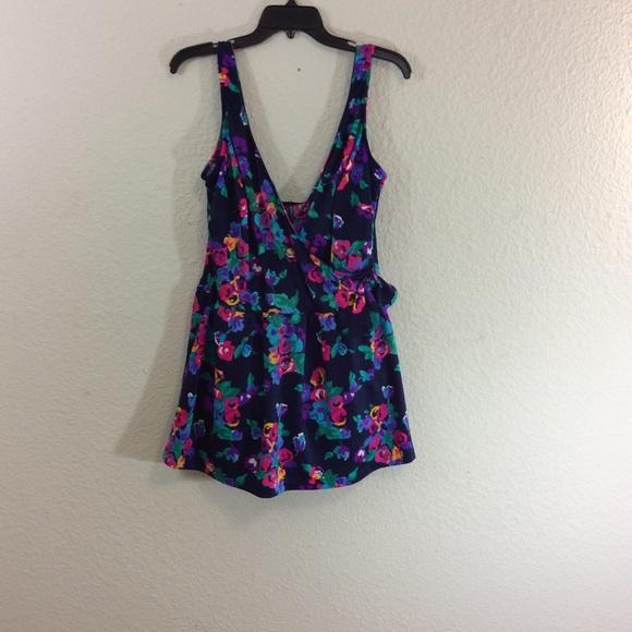 Maxine Of Hollywood Swim Plus Size Dress Poshmark